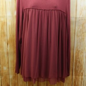 XL Matilda Jane blouse.